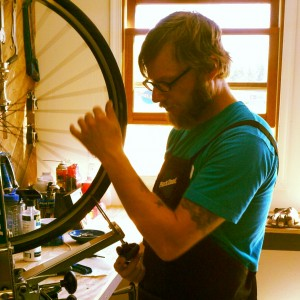 Advanced Bicycle Mechanic Course