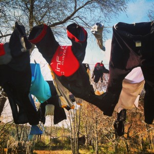Laundry Tips for Cycling Clothes