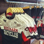 Red Barn Bicycles Jerseys and Shorts